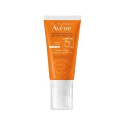 Avène Crème sans parfum SPF 50+ - 50ml