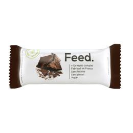 Feed Barre repas au chocolat - 100g
