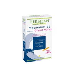 Herbesan Magnésium Marin - 20 ampoules