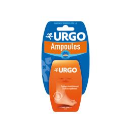 URGO Ampoules Traitement Talon - 5 pansements hydrocolloïdes