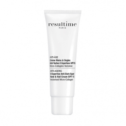 Resultime crème mains & ongles anti-tâches 5 expertises SPF15 - 50ml
