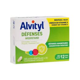 Alvityl défenses immunitaires - 30 gélules