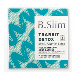 Bslim Transit Detox - 30 infusettes
