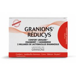 Granions Réducys confort urinaire - 2x 30 gélules