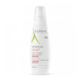 A-derma Sensifluid Lait micellaire  - 200ml
