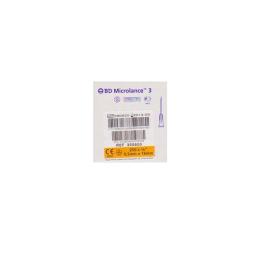BD Microlance 3, 25G 5/8 RB 0,5x16mm, Orange - 1 Aiguille