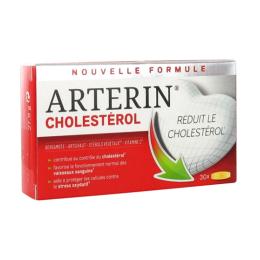 Aeterin cholestérol - 30 comprimés