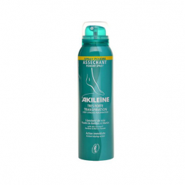 Akileine Spray poudre asséchant - 150ml