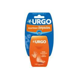 URGO Ampoules traitement - 6 pansements hydrocolloïdes
