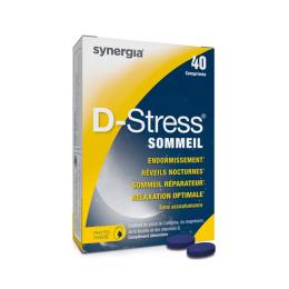 D-Stress Sommeil - 40 comprimés