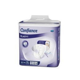 Hartmann Confiance Elastic Changes complet Taille XL 10 gouttes - 14 changes complet