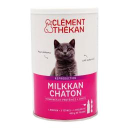Milkhan chaton – Poudre de lait maternisé - 400g