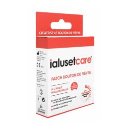 IalusetCare Patch bouton de fièvre - 10 patchs