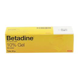 Betadine 10% gel - 30g