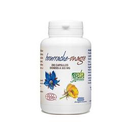 L'herbothicaire bourrache onagre - 200 capsules