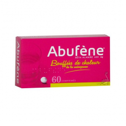 Abufene 400mg - 60 comprimés