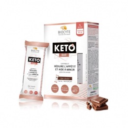 Biocyte Keto Slim bar - 7 barres