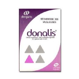 Dergam Donalis - 60 capsules