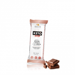 Biocyte Keto Slim bar - 1 barre chocolat