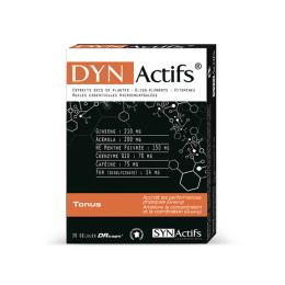 Aragan Synactifs DynActifs - 30 gélules