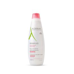 A-derma Sensifluid eau micellaire - 500ml