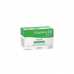 Novomedis Vitamine D3 Végétale - 30 capsules