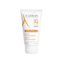 A-Derma Protect Crème SPF50+ - 40ml