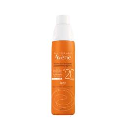 Avène Spray SPF 20  - 200ml