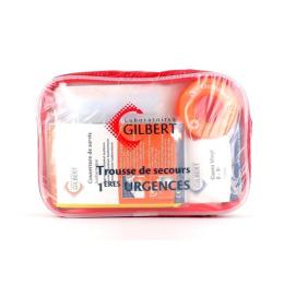 Gilbert Trousse de secours 1-ères urgences