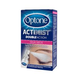 Optone ActiMist 2en1 Yeux Secs - 10ml