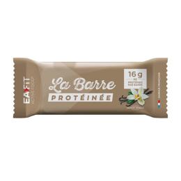 Eafit La Barre proteinée vanille - 46g