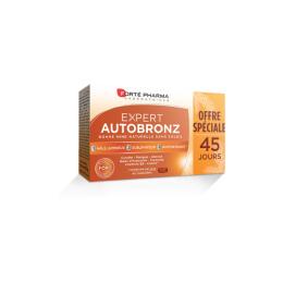 Forté Pharma Expert Autobronz - 45 comprimés