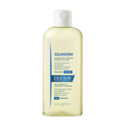 Ducray squanorm shampooing pellicules grasses - 200ml