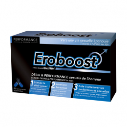 Biocyte Eroboost - 60 gélules