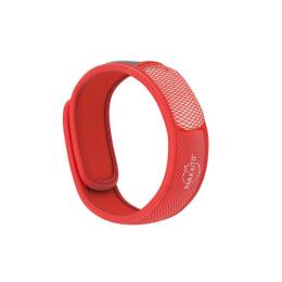 Para'kito bracelet anti-moustiques rouge