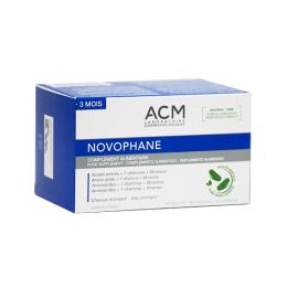 ACM Novophane ongles et cheveux - 180 gélules