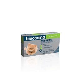 Biocanina Milbetel Petit Chat et Chaton - 2 comprimés