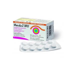 MaculA-Z ORO - 60 comprimés