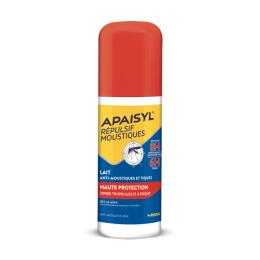Apaisyl Lait anti-moustique et tiques - 90ml