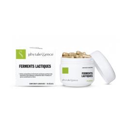 Phytalessence Ferments lactiques - 45 gélules