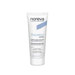 Noreva Aquareva Crème Hydratante légère 24h - 40ml