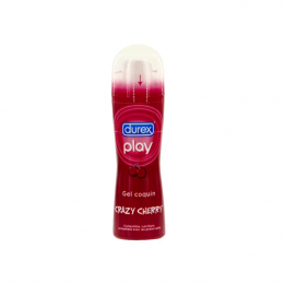 Durex Gel coquin crazy cherry - 50ml