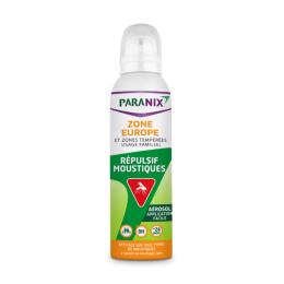 Paranix Répulsif anti moustique zone Europe et zones tempérées - 125ml