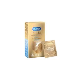 Durex Nude XL- 8 préservatifs