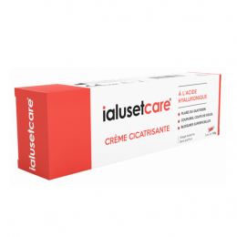 IalusetCare crème cicatrisante - 100g
