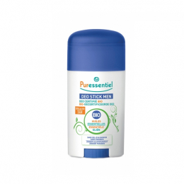 Puressentiel déo stick men bio - 50ml