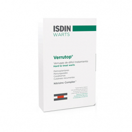 Isdin Warts Verrutop - 4 Ampoules
