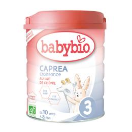 BabyBio Caprea au lait de chèvre 3ème âge 10mois-  3ans - 900g