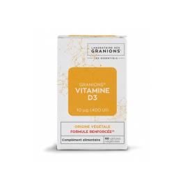 Granions Vitamines D3 - x60 gélules