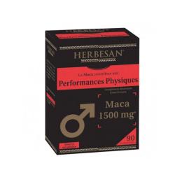 Herbesan MACA+ 1500 mg - 90 comprimés